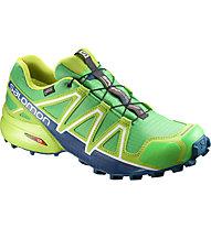 Salomon Speedcross 4 GTX - scarpa trail running - uomo, Green