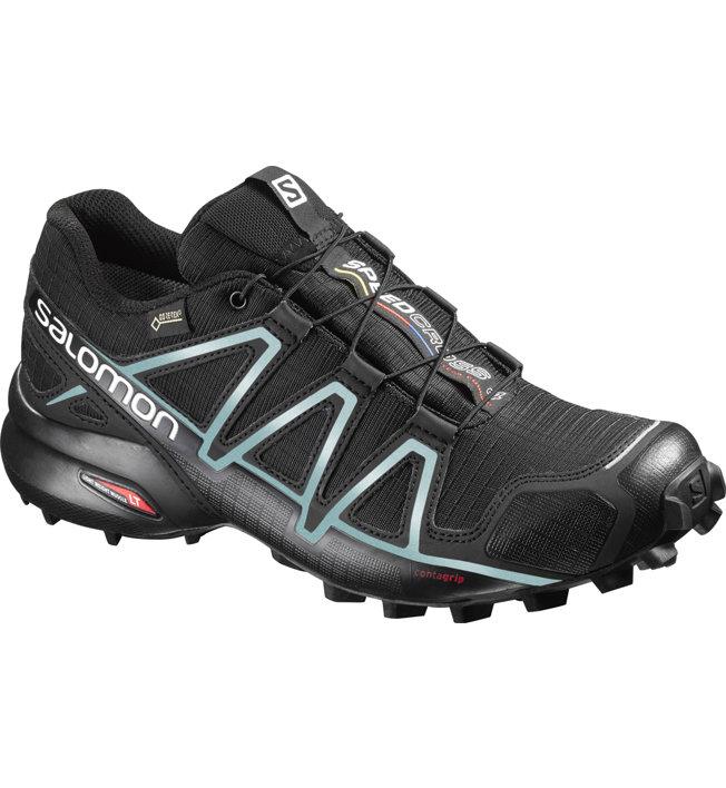 Salomon Speedcross 4 GTX - Trailrunningschuh - Damen, Black