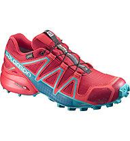 Salomon Speedcross 4 GORE-TEX - Trailrunningschuh - Damen, Red