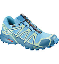 Salomon Speedcross 4 GTX - scarpe trail running - donna, Blue