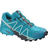 Salomon Speedcross 4 GORE-TEX - scarpe trailrunning - donna, Blue