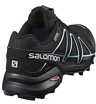 Salomon Speedcross 4 GTX - scarpe trail running - donna, Black/Blue