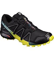 Salomon Speedcross 4 - Trailrunningschuh - Herren, Black