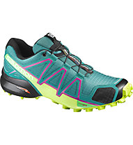 Salomon Speedcross 4 - Trailrunningschuh - Damen, Green
