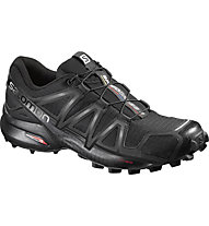 Salomon Speedcross 4 - Trailrunningschuh - Damen, Black