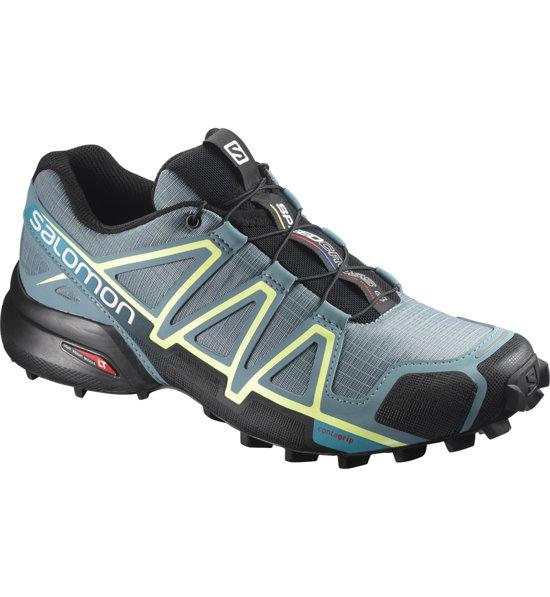 Salomon speedcross 4 cs w scarpe trail running donna sportler blu da corsa