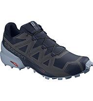 Salomon Speedcross 5 - scarpa trail running - uomo, Blue