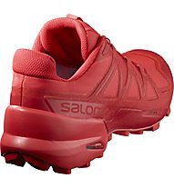 Salomon Speedcross 5 - scarpe trail running - uomo, Red