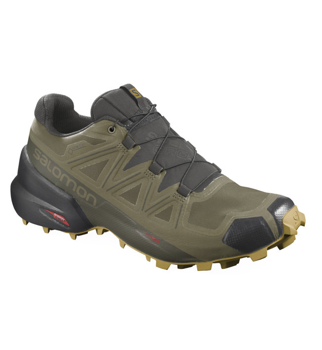 Salomon Speedcross 5 GTX - scarpe trail running - uomo, Green