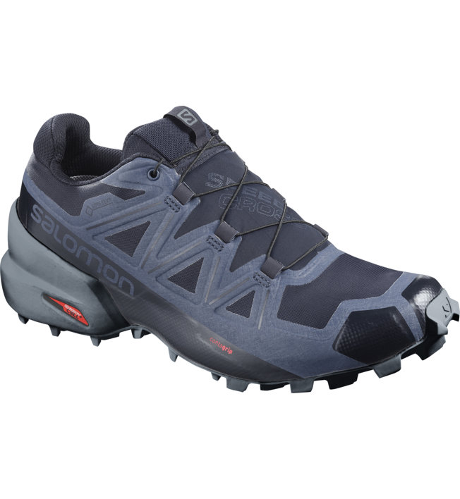 Salomon Speedcross 5 GTX - scarpe trail running - uomo, Blue