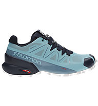 Salomon Speedcross 5 GTX - scarpe trail running - donna, Light Blue