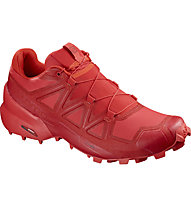 Salomon Speedcross 5 W - scarpe trail running - donna, Red