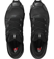 Salomon Speedcross 5 W - scarpe trail running - donna, Black