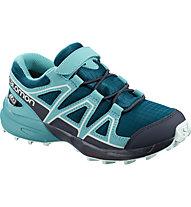 Salomon Speedcross CSWP - Wander- und Trailrunning-Schuh - Kinder, Light Blue