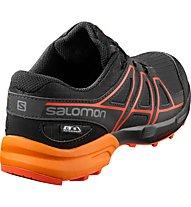 Salomon Speedcross CSWP - Wanderschuh - Kinder, Black