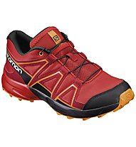 Salomon Speedcross JR - Wanderschuhe - Kinder, Red/Black
