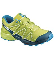 Salomon Speedcross - Trekkingschuh - Kinder, Yellow/Blue