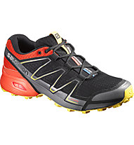 Salomon Speedcross Vario - Scarpe trail running - uomo, Black/Red
