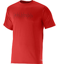 Salomon Stroll Plus T-Shirt, Matador-X