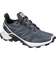 Salomon Supercross - scarpe da trail running - donna, Black