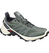 Salomon Supercross GTX - scarpe trail running - uomo, Green