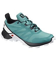 Salomon Supercross - Trailrunningschuh - Damen, Green