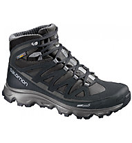 Salomon Synapse Snow CS WP - scarpa après ski, Black/Autobahn/Pewter