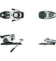 Salomon C5 Jr - Skibindung, Black/White