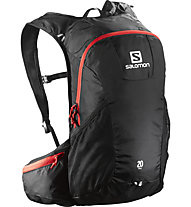 Salomon Trail 20 - Trailrunningrucksack, Black