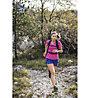 Salomon Trail Runner SS Tee W Trailrunningshirt Damen, Rose Violet