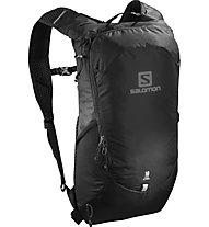 Salomon Trailblazer 10 - zaino trail running, Black