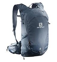 Salomon Trailblazer 20 - zaino trail running, Blue