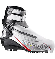 Salomon Vitane 8 Skate - scarpa sci da fondo, White/Grey