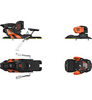 Salomon Warden MNC 13 - Freeride Bindung, Orange/Black