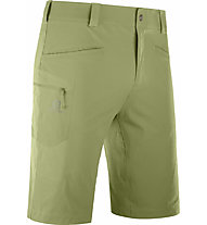 Salomon Wayfarer - pantaloni corti trekking - uomo, Green