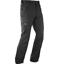 Salomon Wayfarer - Pantaloni lunghi trekking - uomo, Black
