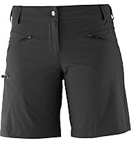 Salomon Wayfarer Short Damen, Black