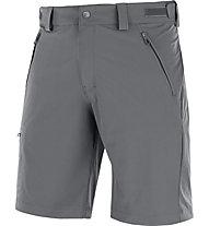 Salomon Wayfarer Short M - pantaloni corti trekking - uomo, Grey