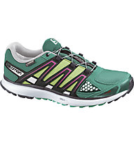 Salomon X-Scream GTX - scarpe trail running - donna, Green