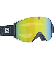 Salomon X-View - maschera sci, Black