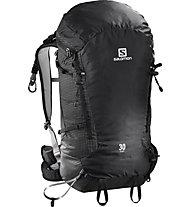 Salomon X Alp 30 - Zaino alpinismo, Black