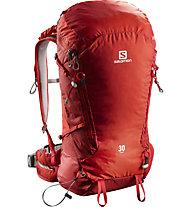 Salomon X Alp 30 - Zaino alpinismo, Red
