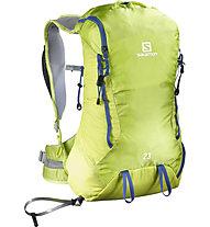 Salomon X Alp 23 - Rucksack, Lime