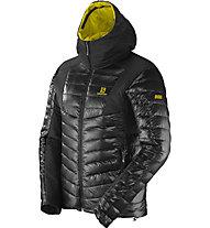Salomon S-Lab X Alp giacca in piuma, Black