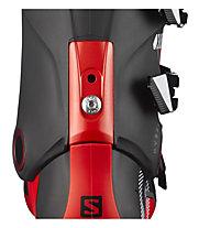 Salomon X Max 100 - Scarponi da sci High Performance, Red/Black