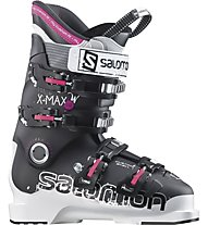 Salomon X Max 110 W (2014/15) - Scarponi da Sci High Performance, Black/White/Pink