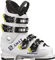 Salomon X-Max 60T L - scarpone sci alpino - bambino, White