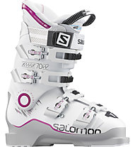 Salomon X Max 70 W - scarponi da sci High Performance - donna, White/Pink