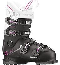 Salomon X Pro 70 W - scarpone sci alpino - donna, Black/White