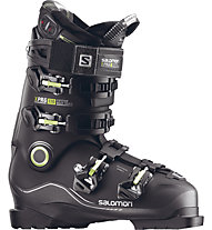 Salomon X PRO Custom Heat -  Skischuh - Herren, Black/Metallic Black